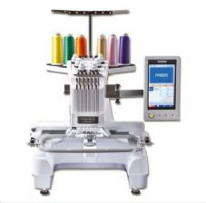 Training for the Brother PR655 embroidery machine